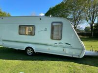4 Swift caravan in Immaculate condition