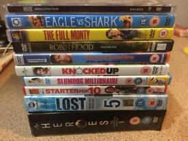 DVDs all for £3!!