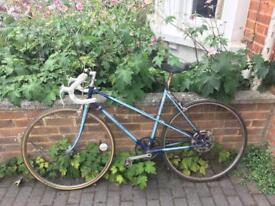 Vintage Raleigh women's bike