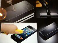 Tempered Glass Screen Protectors for iPhone 5 5s 5c SE x 18 Multibuy Joblot Wholesale Bulkbuy