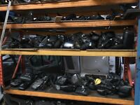 Wing mirrors - various makes/models, bulk job lot. Renault Vauxhall Ford etc.