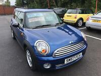***MINI ONE 1.4 PETROL 2007/57 ONLY 79,000 12 MONTHS MOT***