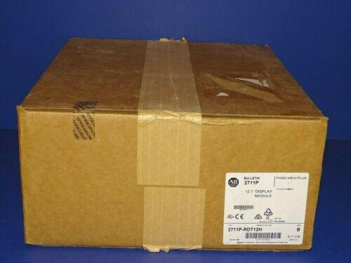 2020 FACTORY SEALED Series B Allen Bradley PanelView Plus 1250 2711P-RDT12H