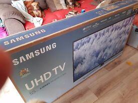 SAMSUNG UE55MU6100 UHD 4K 55 INCH TV BRAND NEW BOXED