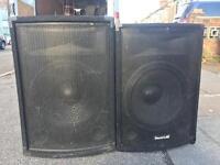 """15"""" Speakers (pair)"""