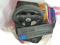ps2 complete wheels and game