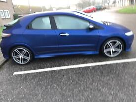 Honda CIVIC 59 plate 2.2 Deisel with full honda service history for sale or swap