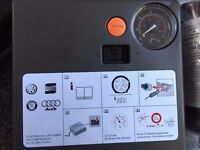 Electric portable Air Compressor 12V