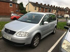 VW Touran 7 Seater