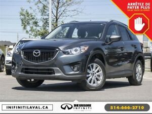 2014 Mazda CX-5 GS AWD Auto Sunroof Bluetooth Sieges-Chauf Camer