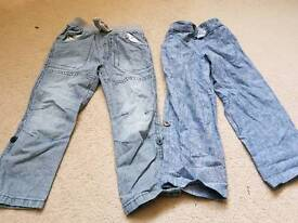 Kids 3-4yrs old boys trousers