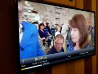 Bush SMART 40 inch HD Freeview TV