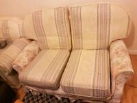 FRER 3+ 2 SEATERS SOFAS +1 ARMCHAIR