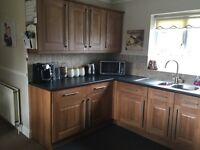 Kitchen including appliances