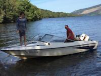 Fletcher Arrowbeau Speedboat