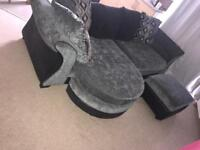 DFS Right/Left corner sofa! Excellent condition! From pet and smoke free home