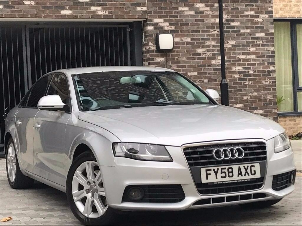 2008 58 reg audi a4 2 0 tdi se auto multitronic immaculate in and out