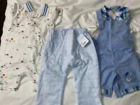 Brand new baby clothes 9-12 months