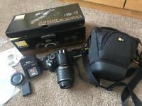 Nikon D3100 14.2mp digital SLR camera - Black