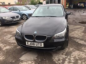 BMW 5 SERIES 2.0 520d SE 4dr FULL SERVICE HISTORY.