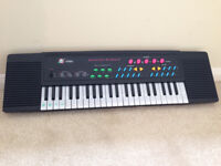 ELECTRIC KEYBOARD BATTERY OR DC ADAPTOR DRIVEN MX-3738S PIANO