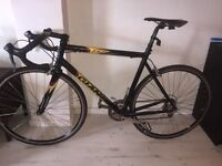 Giant TCR Compact Road Carbon Fibre Bicycle