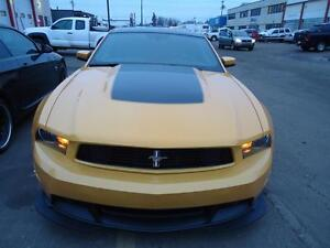 2012 Ford Mustang Boss 302 6 speed Edmonton Edmonton Area image 4