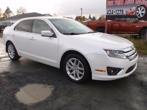 2011 Ford Fusion SEL 3.0L V6 CERTIFIED! SUNROOF!