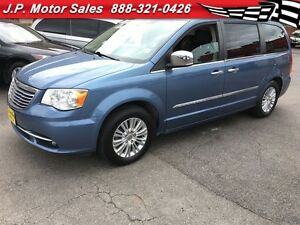 2012 Chrysler Town & Country Limited, Auto, Navi, Sunroof, Third
