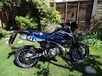 Yamaha DT 125 Supermoto 2005