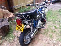 Honda Dax replica