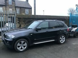 2007 07 reg BMW X5 3.0D SE 5DR AUTO**SAT NAV** q7 range sport