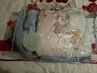 I love my bear nursery set