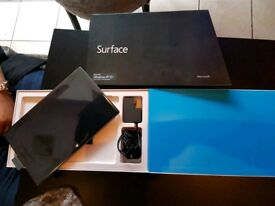 Windows RT Surface 2013 - 32GB with Box - Opened but unused