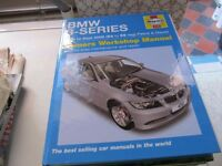 BMW 3-SERIES HAYNES MANUAL