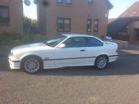 BMW E36 318IS - M3 Body Kit & Angle Eyes lights Z4 Alloys and MOT till July17