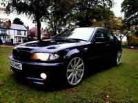 BMW 3 SERIES 330D TURBO DIESEL MSPORT 2003 53 FACELIFT