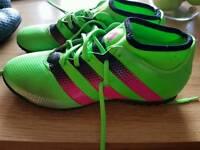 Adidas Ace 16.3 Primemesh Football Boots, Size 7