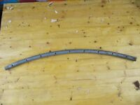 Genuine 12ft Plum trampoline frame rail with socket for legs or just the rail