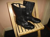mens motorbike boots