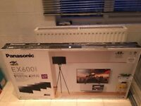 BRAND NEW SEALED PANASONIC 49 INCH 4K ULTRA HD SMART LED TV. CAN DELIVER