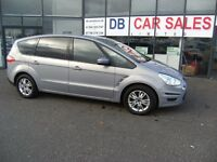7 SEATER!! 2011 11 FORD S-MAX 2.0 ZETEC TDCI 5d 138 BHP **** GUARANTEED FINANCE **** PART EX WELCOME