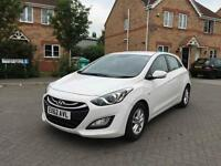 2013 HYUNDAI I30 BLUE DRIVE 12 MONTH MOT FULL SERVICE HISTORY LOW MILEAGE LADY OWNER HPI CLEAR
