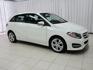 2015 Mercedes Benz B-Class B250 4MATIC AWD 5DR HATCH