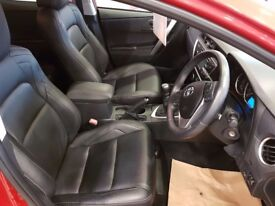Toyota Auris 1.33 VVT-i Icon+ 5dr (start/stop, leather)
