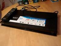 Sony Blu-ray player.