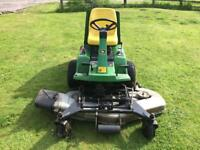 "John Deere 54"" cutting deck, Hydrostatic Diesel Ride on Mower"