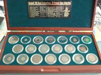 wanted serious coin collectors ...for royal mail china silk road coins