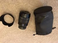 Sony FE 16-35mm f4 lens (with warranty)