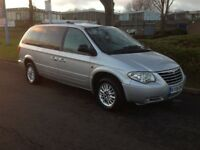 2006 CHRYSLER GRAND VOYAGER LTD 2.8 DIESEL AUTOMATIC*LEATHER INTERIOR*
